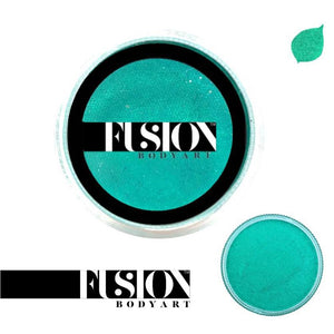 Fusion Body Art Face Paint - Pearl Mermaid Green (25 gm)