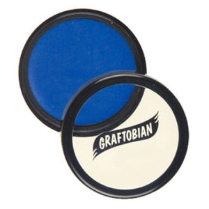Graftobian Rubber Mask Grease - Blue