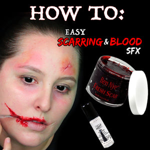 Easy Scarring and Blood SFX by Bengalqueen