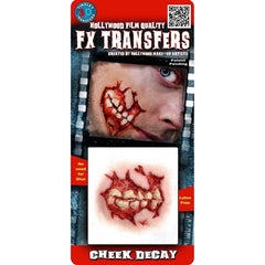 Tinsley Cheek Decay Small 3D FX Transfer