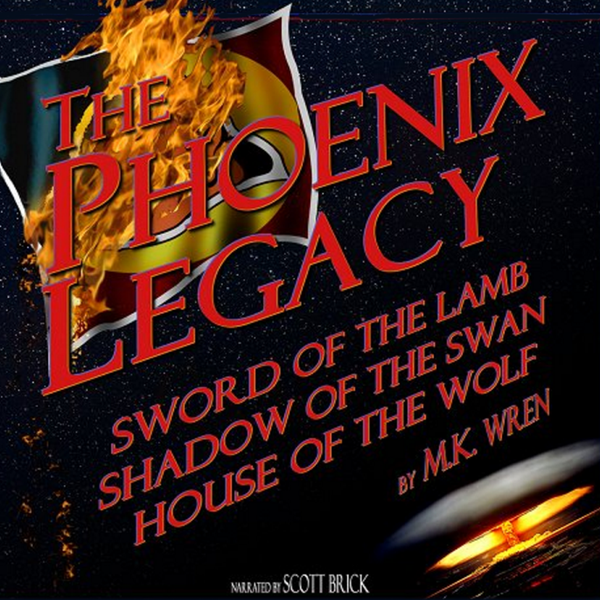 The Phoenix Legacy, Books 1, 2 and 3