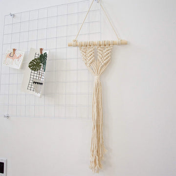 Simple Macrame Wall Art #2