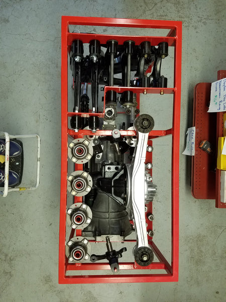 Spec Miata Spare Parts Cart (NC)