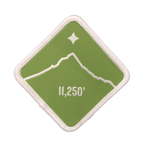 Mt. Hood - Cascade Summit Series - Iron-on Patch