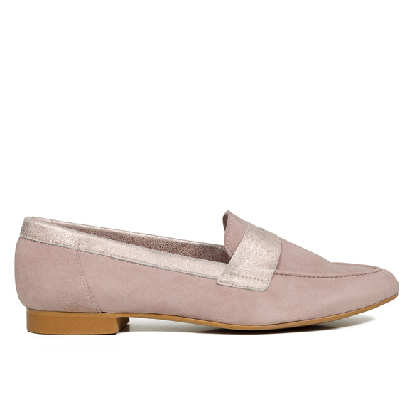 ANTIFAZ Slipper de piel ROSE - miMaO ShopOnline