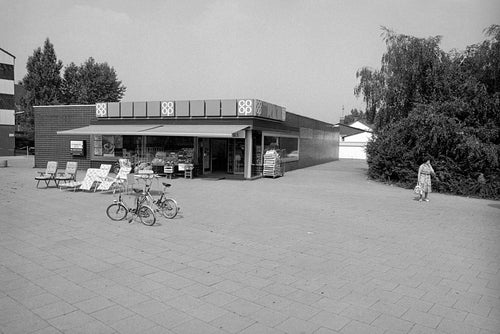 CO OP - Edeka in Altenessen - 1984