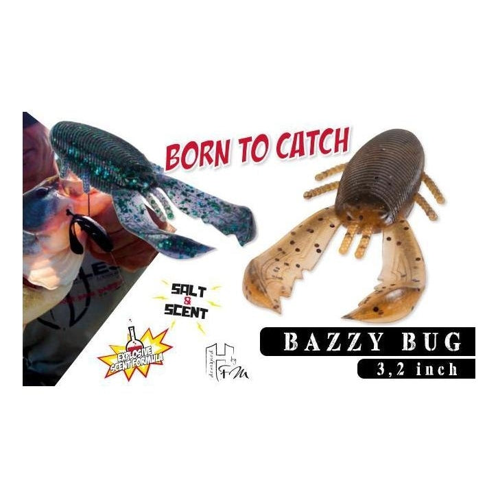 Herakles Bazzy Bug-Herakles-Brodies Angling & Outdoors