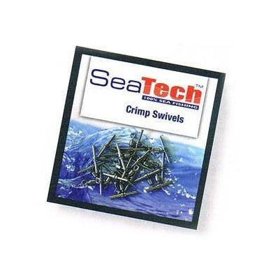 Sea Tech Crimp Swivel-Sea Tech-Brodies Angling & Outdoors