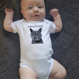 Personalised Cat Babygrow - Afewhometruths