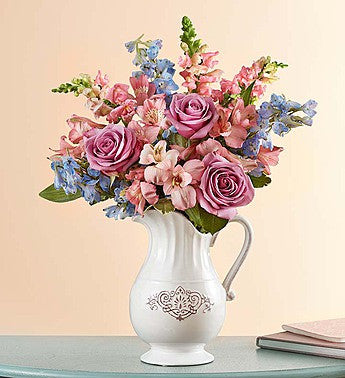 Make Her Day Bouquet™ Lavender and Pink