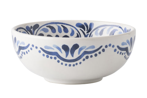 Iberian Journey Indigo Cereal/Ice Cream Bowl