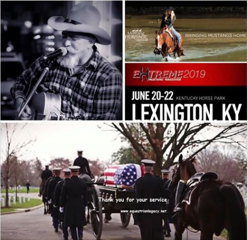 May 23, 2019 Guests Mike Blakely and Lizzy Foster on Equestrian Legacy Radio