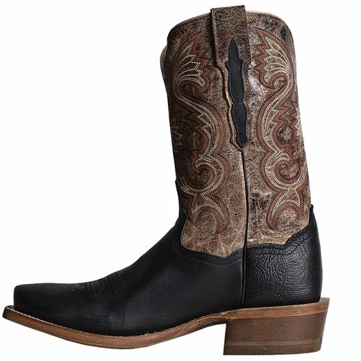 Men's Dan Post Cowboy Certified Station Camp Boot Front