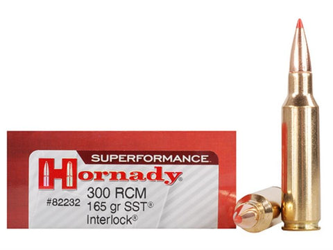 Superformance 300 RCM 165gr SST  20Rnds TSE#9927