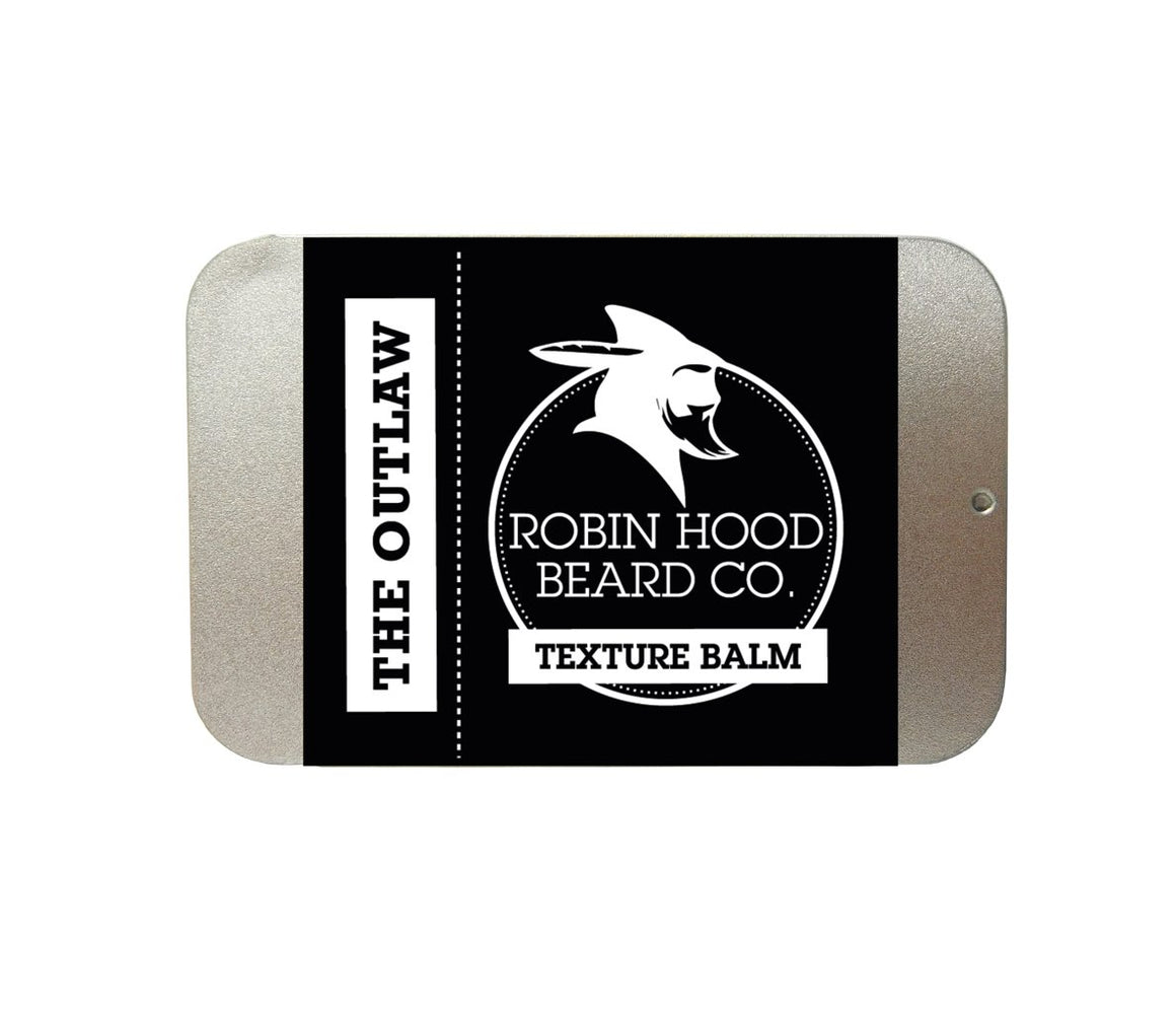 The Outlaw Texture Balm - Robin Hood Beard Company