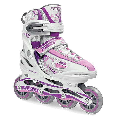 Roces Moody 1.0 Girls Adjustable Inline Skates