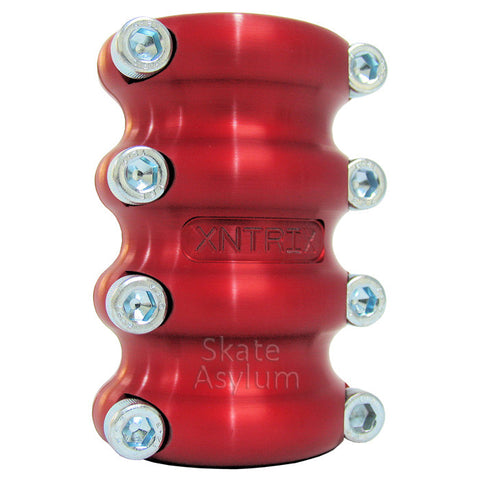 Xntrix Oversized Quad Clamp Red