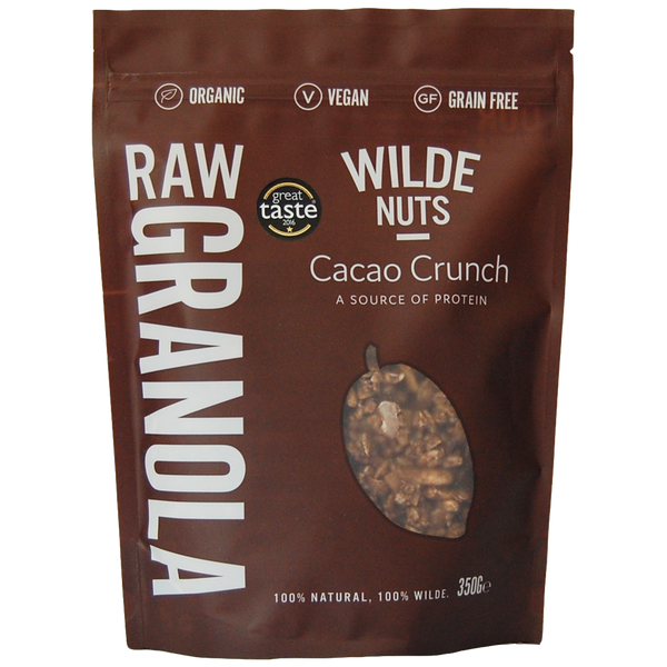 Raw Granola Cacao Crunch 350g