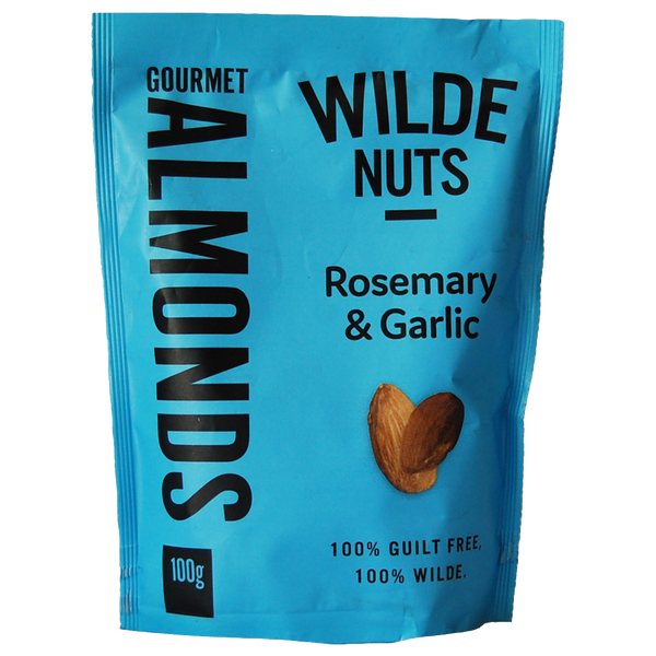 Rosemary & Garlic Almonds