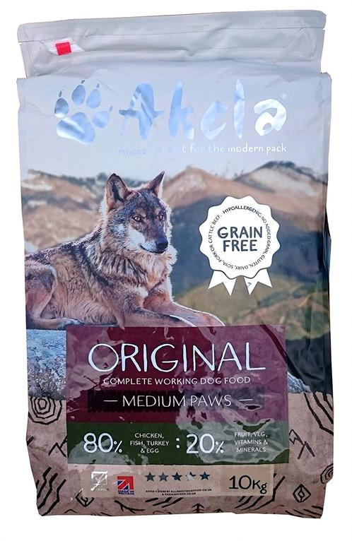 Akela 80:20 Grain Free Working Dog 10kg