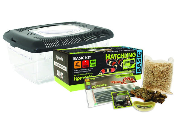 Komodo Basic Hatchling Kit
