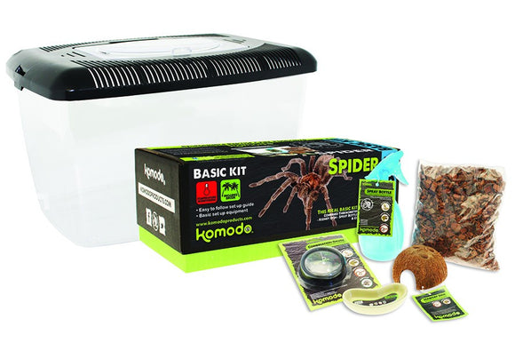 Komodo Basic Spider Kit