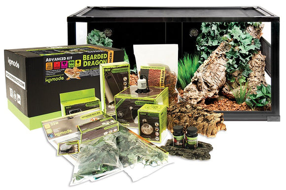 Komodo Bearded Dragon Advanced Kit
