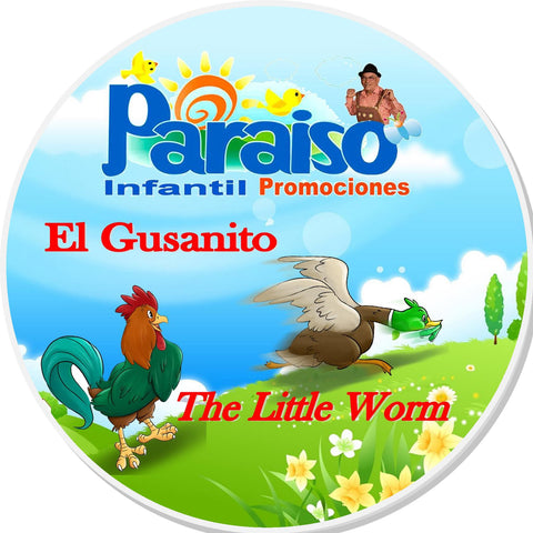 The Little Worm/ El Gusanito