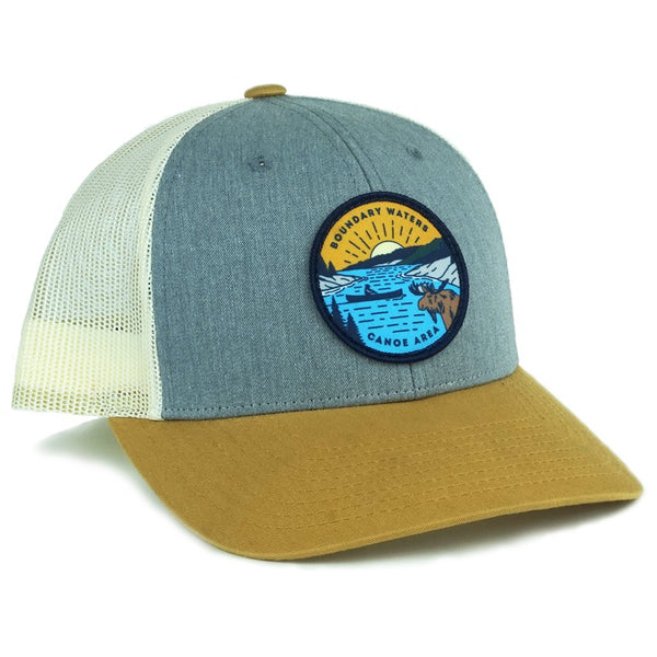 Minnesota Boundary Waters Canoe Area Cap, Cap - Humble Apparel Co