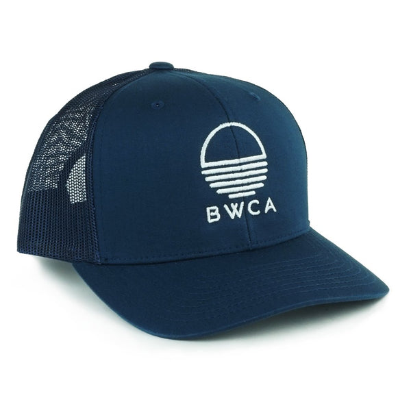 BWCA Sunset Cap - Navy