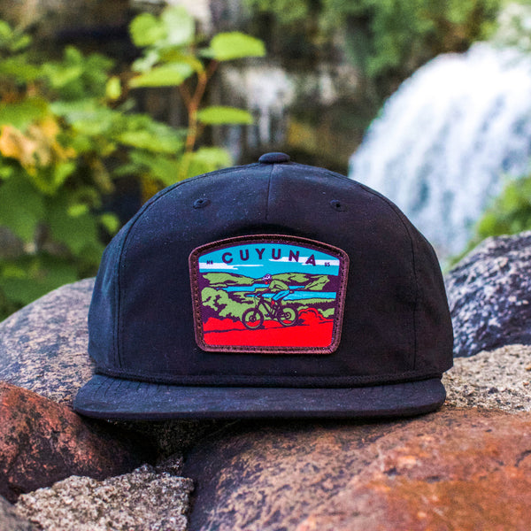 Minnesota Cuyuna Lakes Mountain Bike Trails Cap - Humble Apparel Co