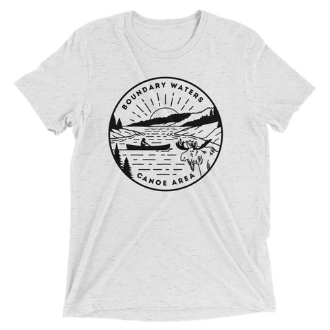 Boundary Waters Canoe Area T-Shirt, T-Shirt - Humble Apparel Co
