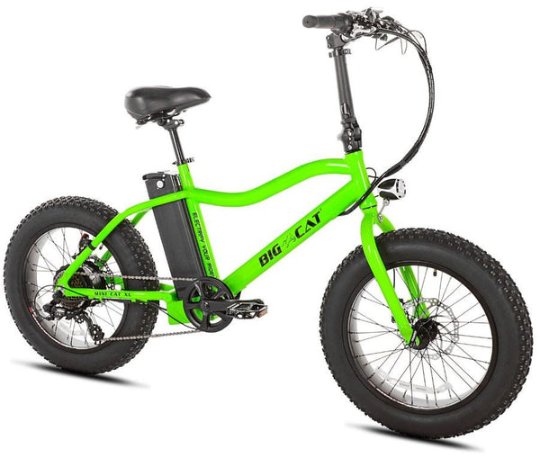 2019 Big Cat® Mini Cat XL 500 Electric Bike