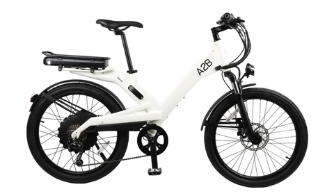 A2B Obree Cruise Electric Bike
