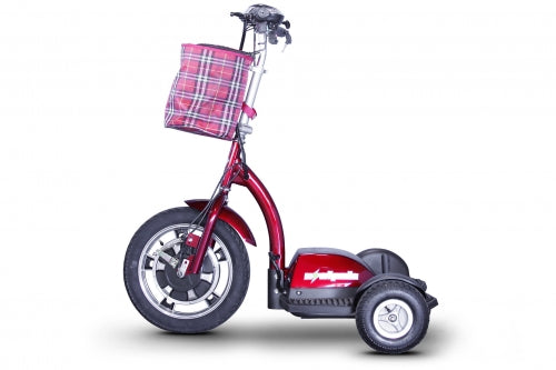 EWheels EW-18 Stand-n-Ride Electric Folding Scooter