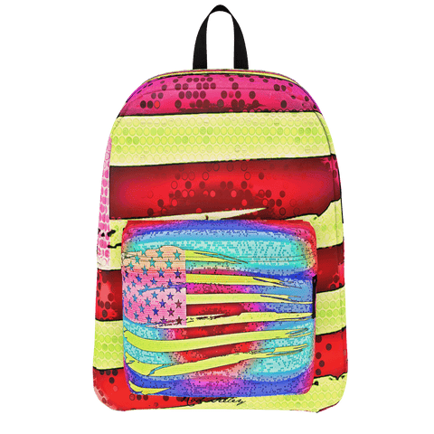 Patriotic Magic - Classic Backpack
