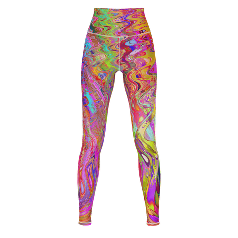 Color Fans - Yoga Pants