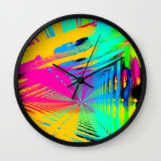 Color Points - Wall Clock