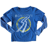 Bon Jovi Double Sleeve Tee