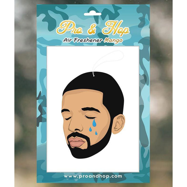 Pro and Hop Crying Drake Air Freshener
