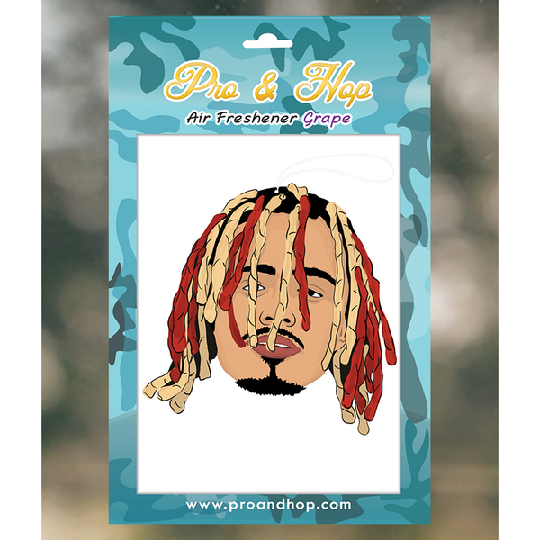 Pro and Hop Lil Pump Air Freshener