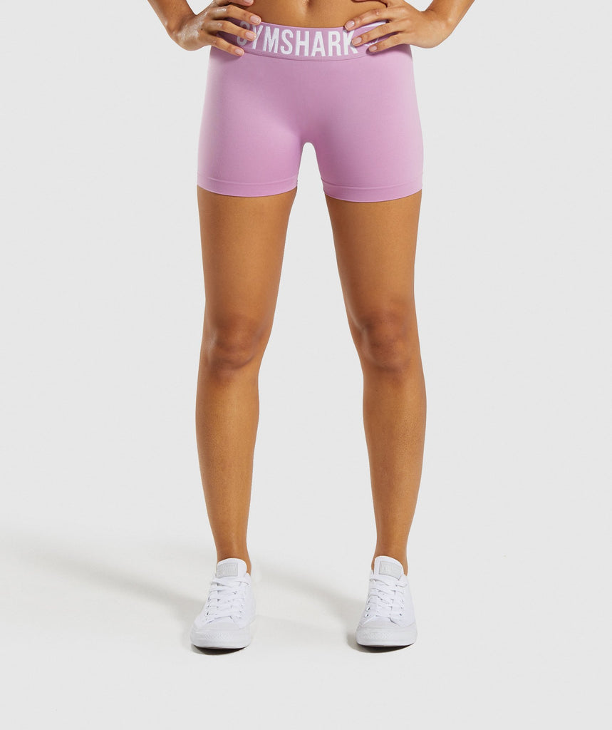 Gymshark Fit Shorts - Pink 1