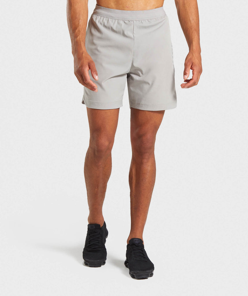 Gymshark Shadow Shorts - Grey 1