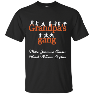 Grandpa's Gang! - Gifts4family