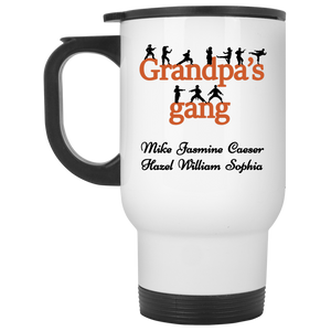 "Grandpa's Gang !! Mugs *Limited Time FREE SHIPPING* Add ""ANY"" NICKNAME Like MIMI, GIGI, ETC - Gifts4family"