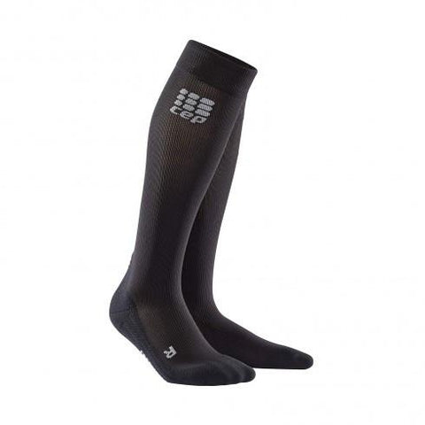 CEP Sock for Recovery Black Men - Fluidlines