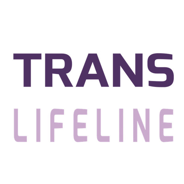 Trans Lifeline: Suicide Prevention for the Transgender Community