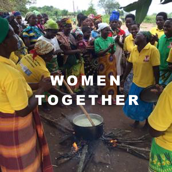 Women Together Initiative: Connecting women's groups across the globe for greater collective power