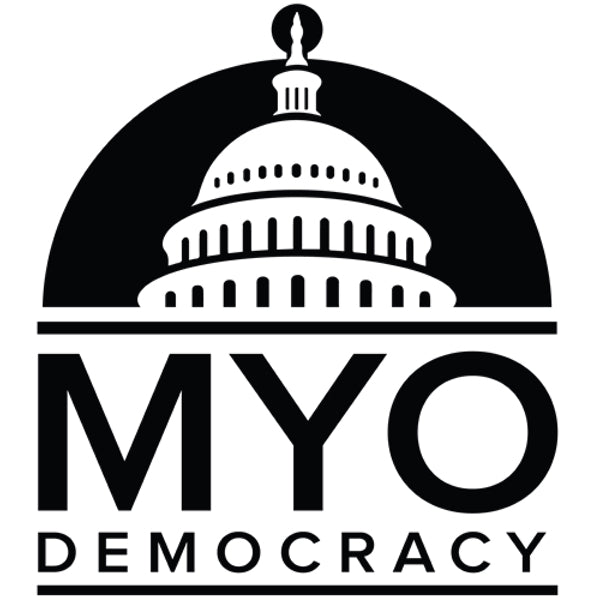 MYO Democracy: It's time you had a direct say on the laws that affect you! It's time to #Vote4U!