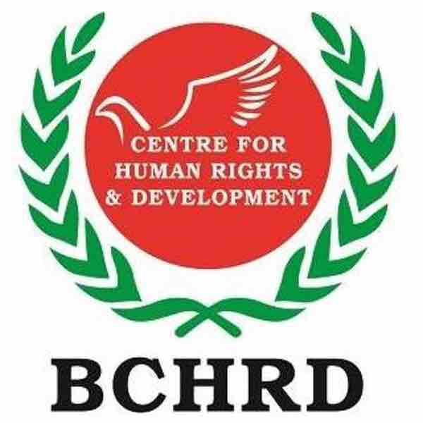 BCHRD: Promoting Peace, human rights and Democracy in Bangladesh